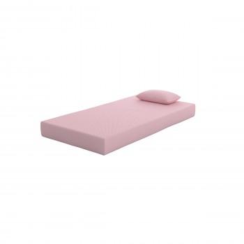 iKidz Pink - Pink - Twin Mattress and Pillow 2/CN