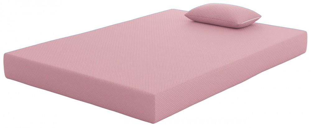 iKidz Pink - Pink - Full Mattress and Pillow 2/CN