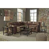 Bladen - Coffee 2 Pc. LAF Loveseat Sectional