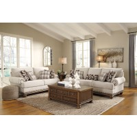 Harleson - Wheat - Sofa & Loveseat