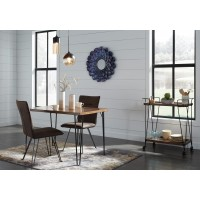 Moddano - Rectangular Dining Table & 2 UPH Side Chairs