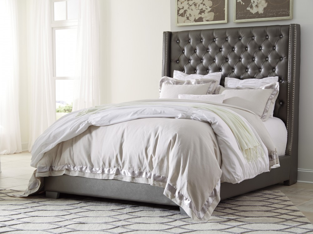 Coralayne UPH Queen Bed