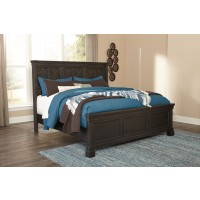 Tyler Creek - King Panel Bed