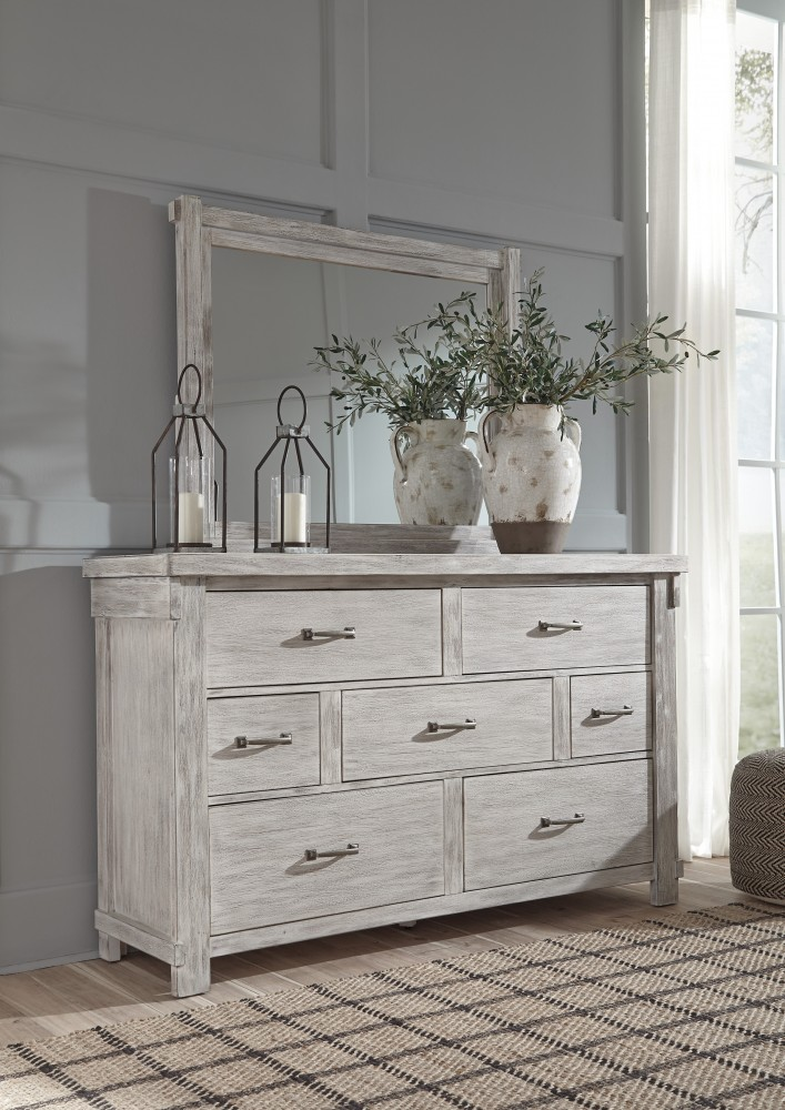Brashland - Dresser & Mirror