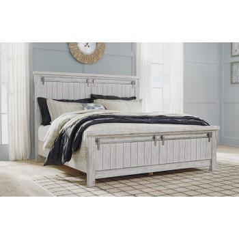 Brashland - Queen Panel Bed