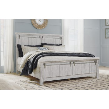 Brashland - Cal King Panel Bed