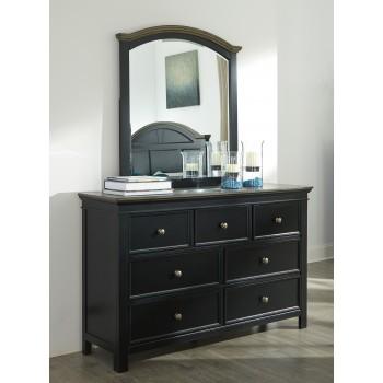 Froshburg - Dresser & Mirror