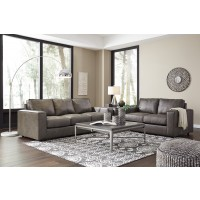 Trembolt - Smoke - Sofa & Loveseat
