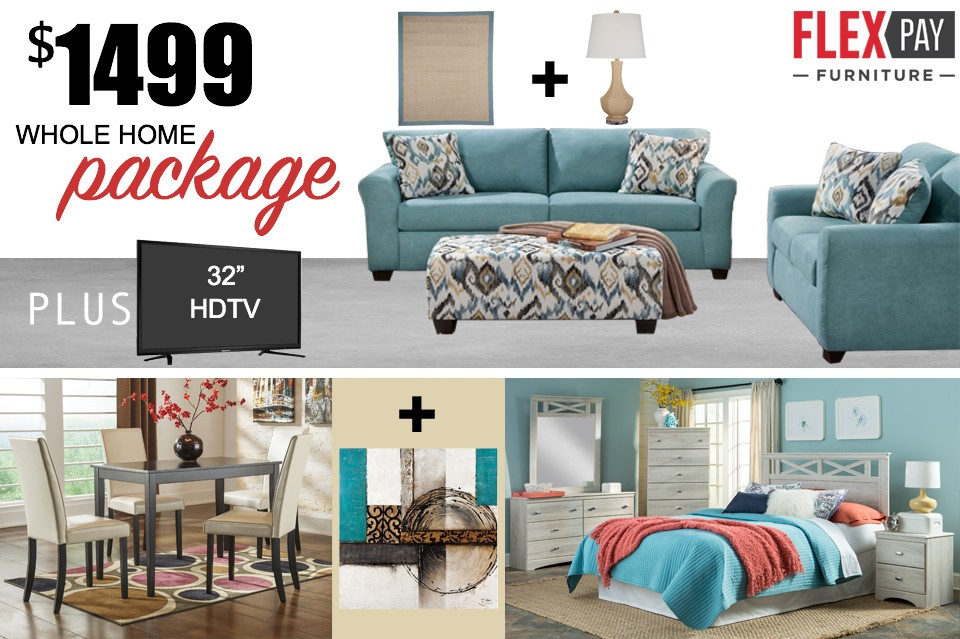 Furniture Package P200
