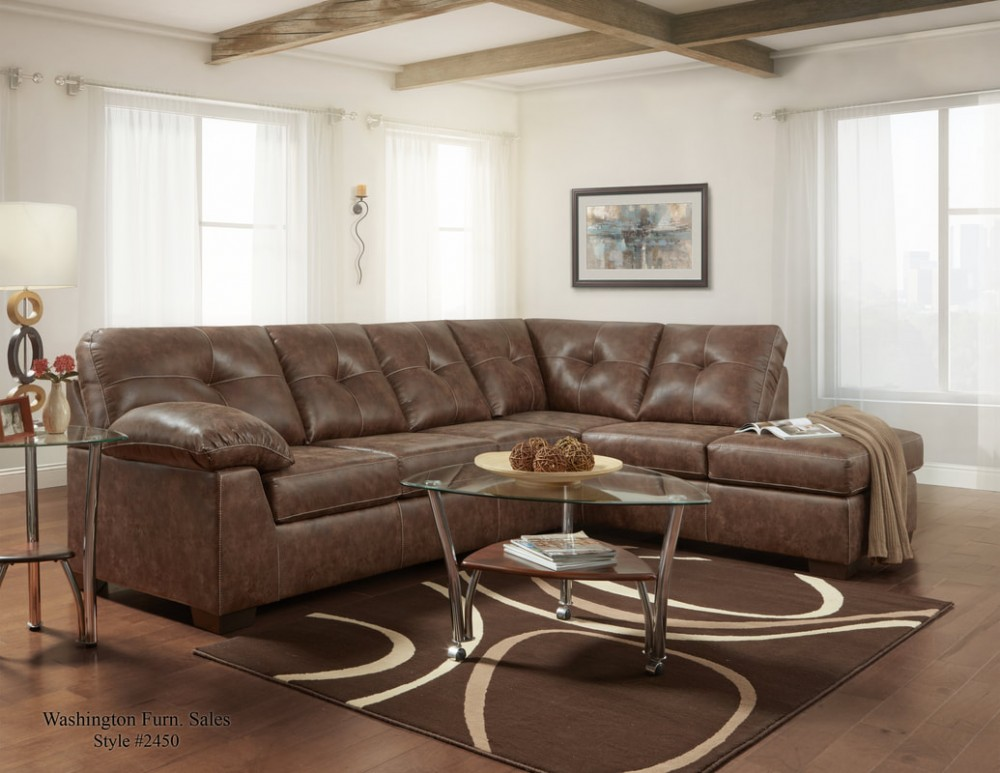 Yuma Tumbleweed 2pc Sectional