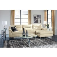 Tensas - Ice 2 Pc RAF Corner Chaise Sectional