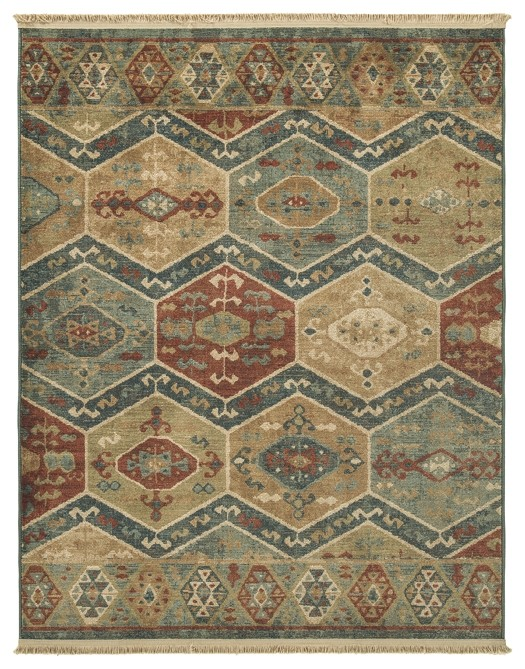 Brooklie - Multi - Medium Rug