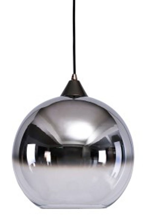 Minto clearsilver finish glass pendant light 1cn l000848 minto clearsilver finish glass pendant light 1cn aloadofball Image collections