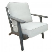 Trebbin - Cream - Accent Chair