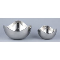 Donato - Chrome Finish - Bowl Set (2/CN)