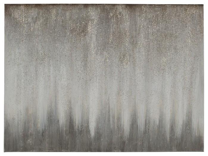 Paytah - Silver Finish - Wall Art
