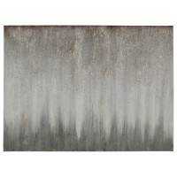 Paytah - Silver Finish - Wall Art