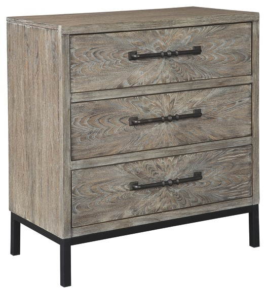 Cartersboro - Brown/Black - Accent Chest