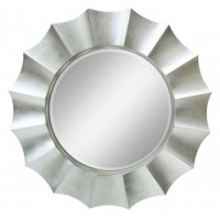 Elsley - Silver Finish - Accent Mirror