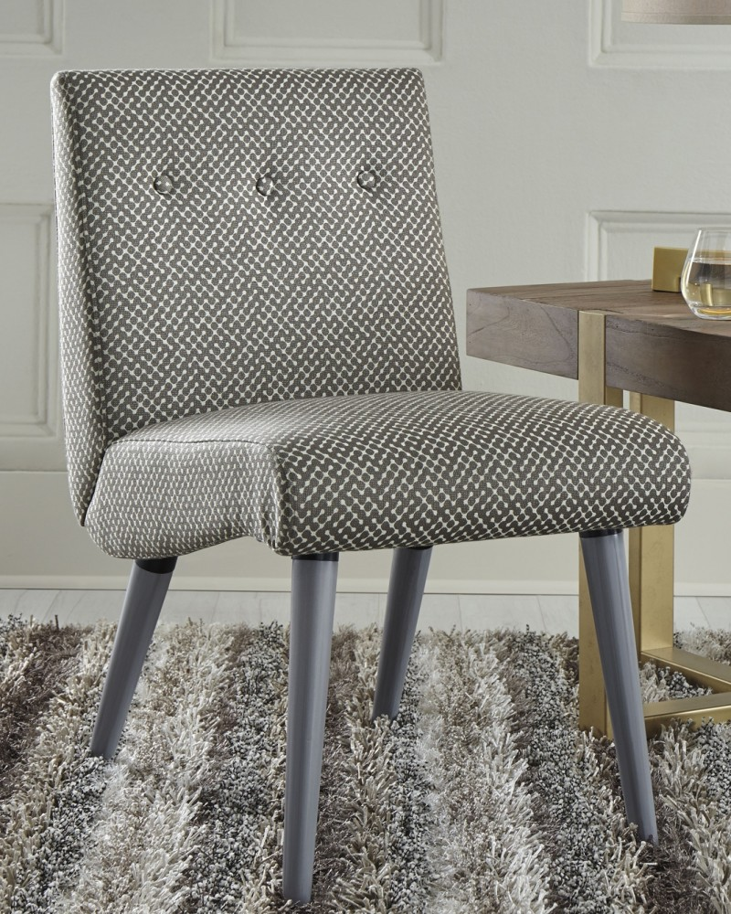 Zittan - Stone - Accent Chair