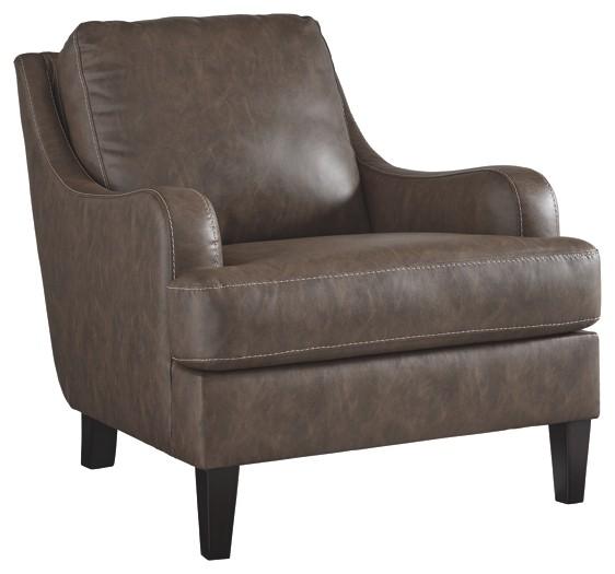 Tirolo - Walnut - Accent Chair