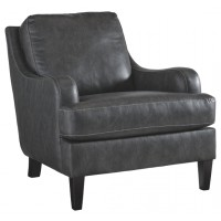 Tirolo - Dark Gray - Accent Chair