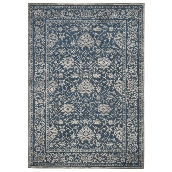 Maxton - Blue/Gray - Large Rug