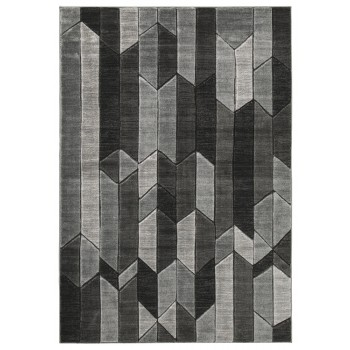 Chayse - Gray - Large Rug