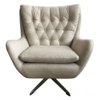 Velburg - Cream - Accent Chair
