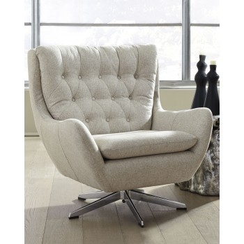 Find A Store. Velburg   Cream   Accent Chair