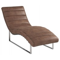 Elestra - Brown - Accent Chair