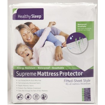GBS Enterprises Supreme Mattress Protector