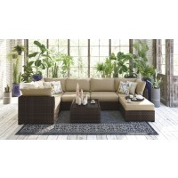 Spring Ridge - 5 Pc Sectional