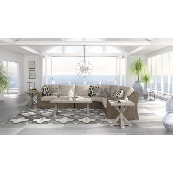 Beachcroft - 3 Pc Sectional