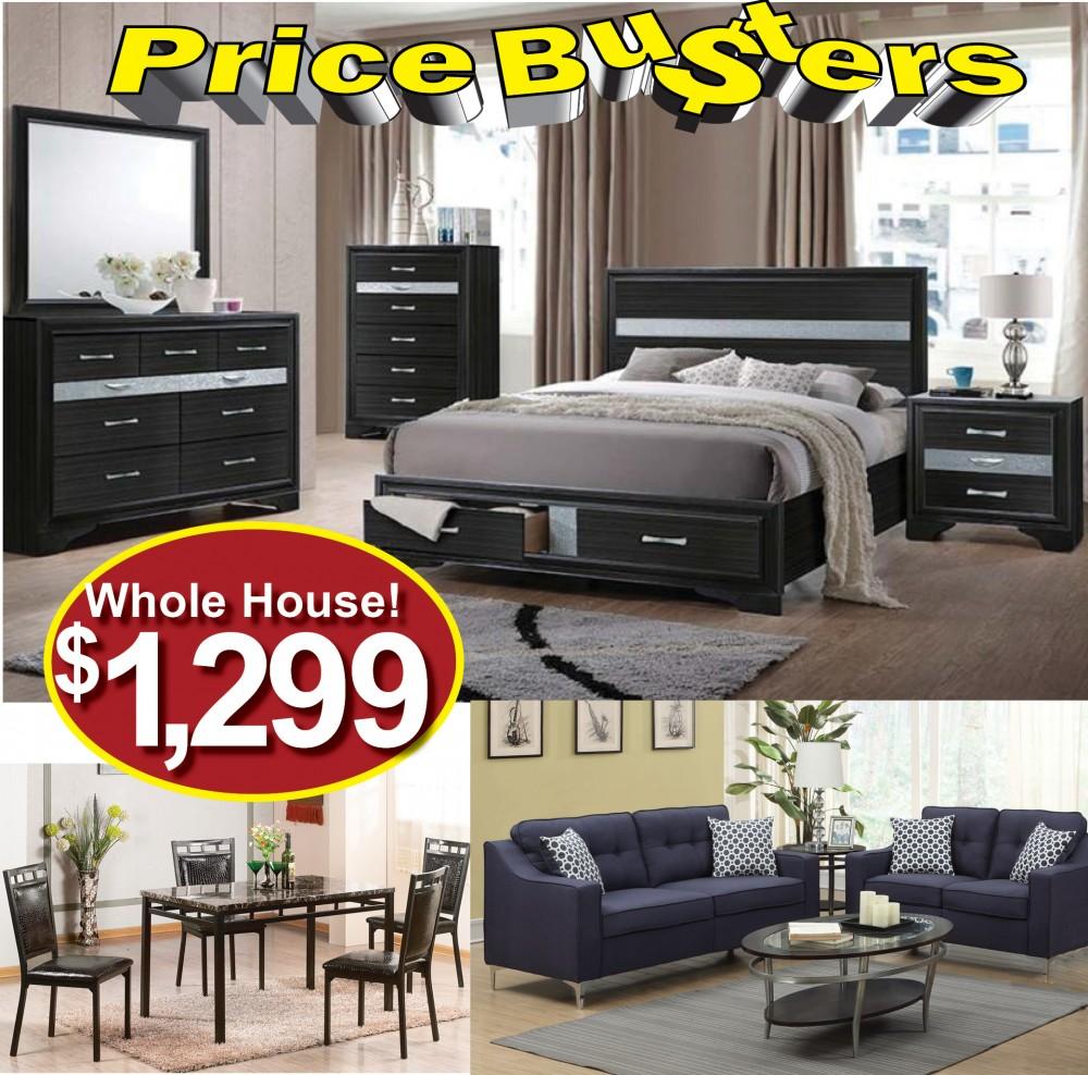 Furniture Package Deal #60 | Package #60 | Bedroom Packages