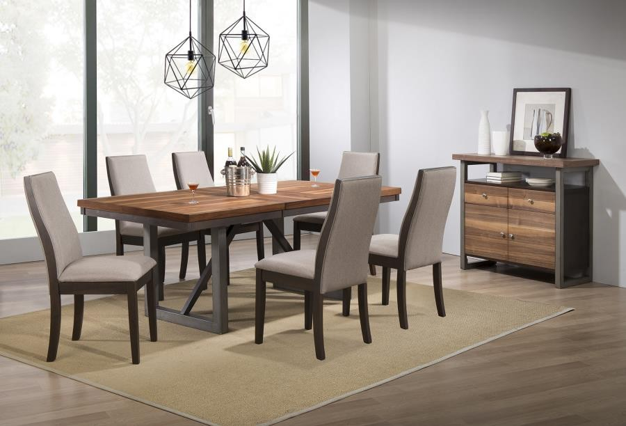 DINING CHAIR Pack of 2 DINING CHAIR