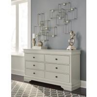 Jorstad - Gray - Dresser