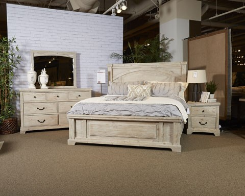 Charmyn White Wash Dresser Dressers Jbs Furniture