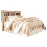 Willabry Queen Bookcase Headboard