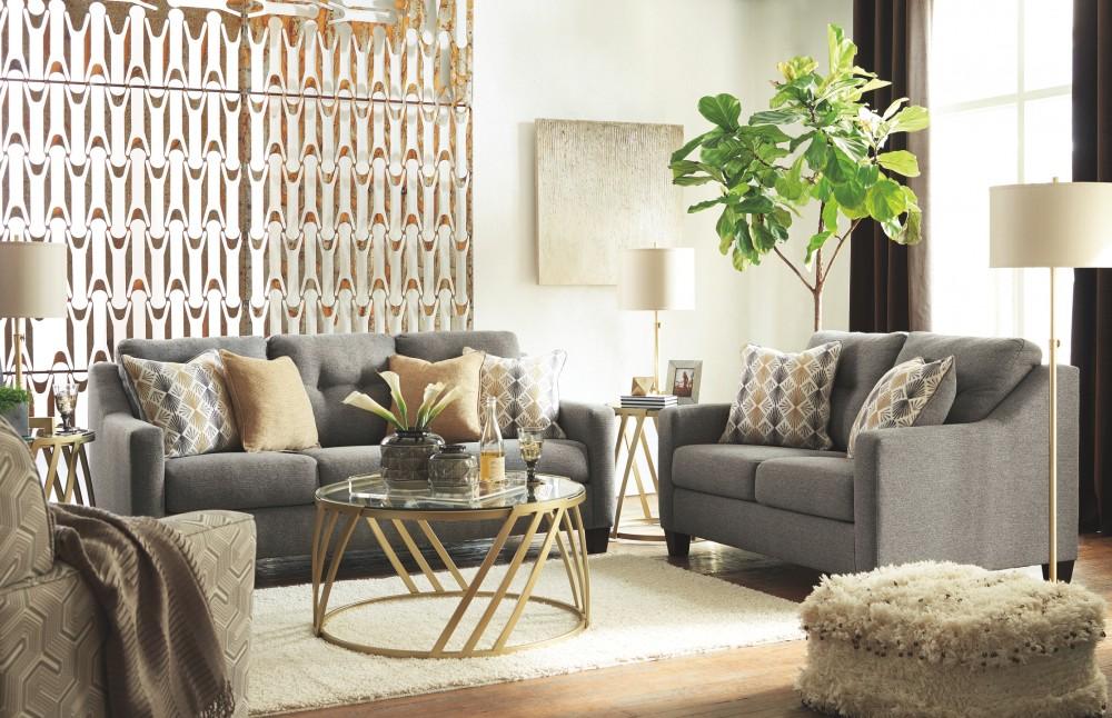 Daylon Graphite Sofa Sofas Factory Direct Furniture