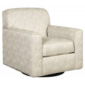 Daylon Graphite Swivel Accent Chair 4230444 Chairs
