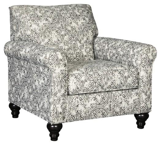 Praylor - Slate - Accent Chair