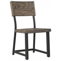 Cazentine - Grayish Brown - Dining Room Side Chair (2/CN)