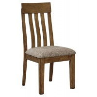 Flaybern - Brown - Dining UPH Side Chair (2/CN)