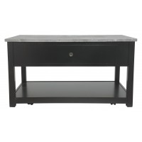 ezmonei black gray lift top cocktail table t341 9 cocktail tables furniture world wa. Black Bedroom Furniture Sets. Home Design Ideas
