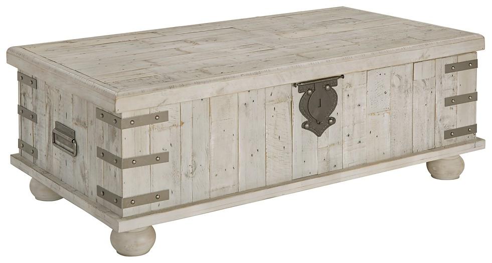 Sensational Carynhurst White Lift Top Cocktail Table Ibusinesslaw Wood Chair Design Ideas Ibusinesslaworg