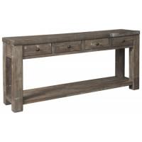 Daybrook - Grayish Brown - Console Table