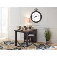 Tyler Creek Home Office Desk Return