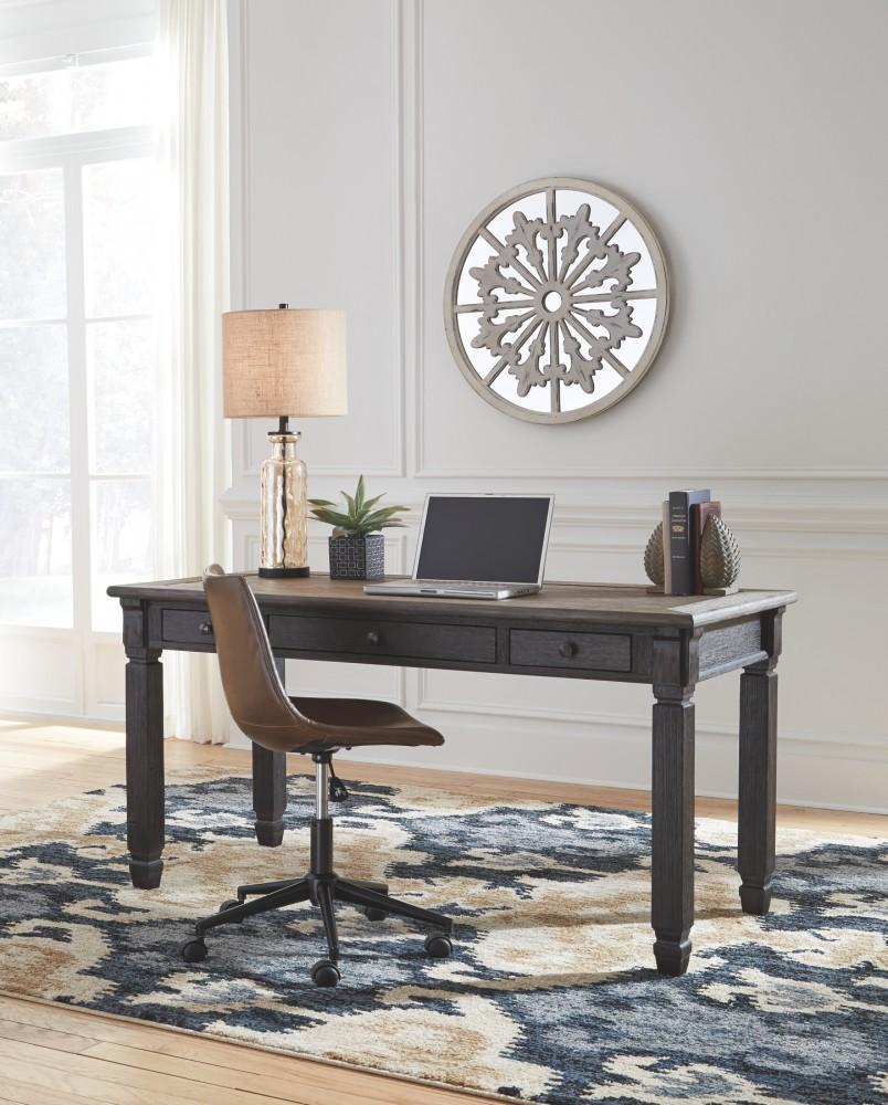 "Home Office Furniture: Tyler Creek 60"" Home Office Desk"