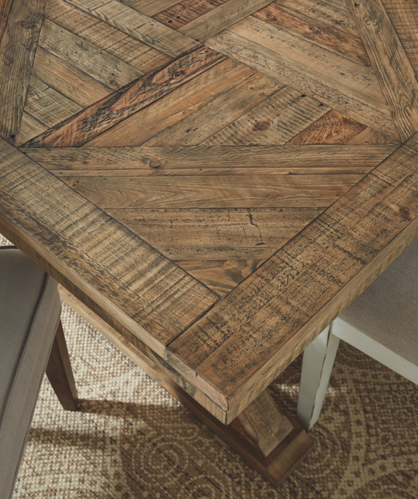 Grindleburg Dining Room Table: Rectangular Dining Room